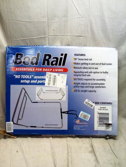 Bed Rail System