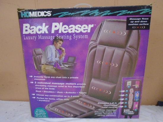 Homedics Back Pleaser Massager