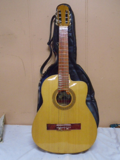 Child's Youth Acustic Guitar w/ Case