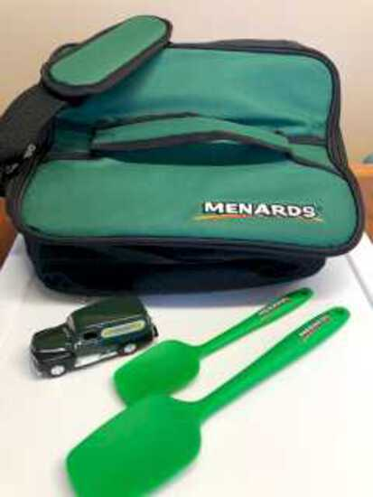 Insulated Tote Bag-Spoon Set-Toy Car