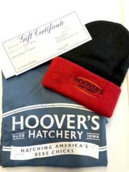 $15 Gift Certificate-Large Child's or Small Adult T-Shirt-Sock Hat