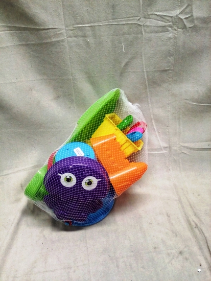 Bag of Sandbox Toys