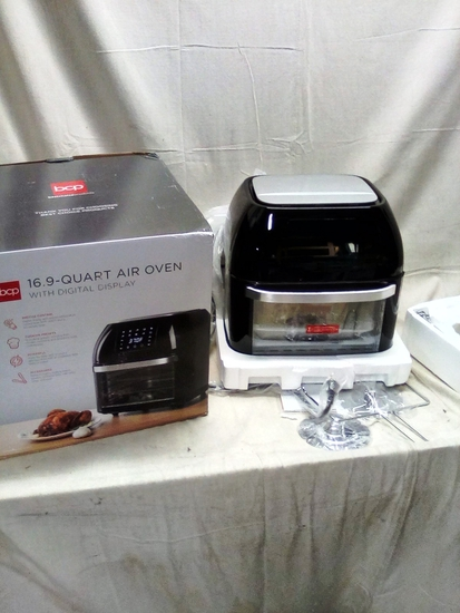 16.9 Qt. Air Oven with Digital Readout with Rotisserie