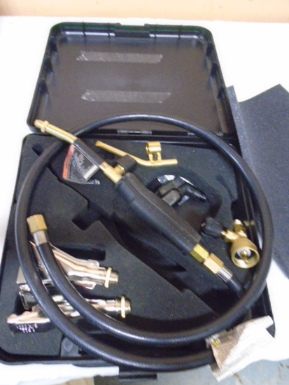 Chicago Electric Porpane Torch Kit w/ 3 Burners