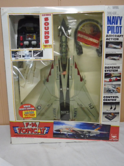 Remote Control F-14 Tomcat Navy Airplane