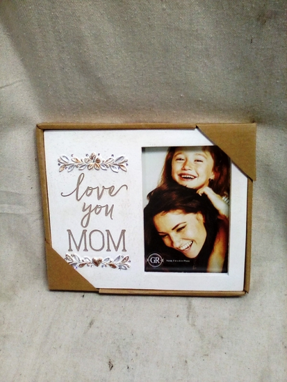 Love Your Mom Picture Frame