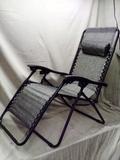 Adjustable Zero Gravity Patio Chair Recliner