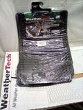 WeatherTech Custom Cut to Fit 4 piece set of Floor Mats