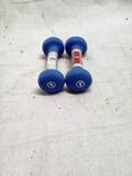 Set of 1 lb Neoprene Therapy Dumbells