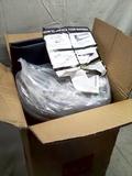 Folding Portable Mattress Topper w/ Plush Foam - 4in