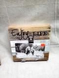 Enjoy Life Picture Clip Holder