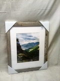 Grey Weathered Wood Picture Frame