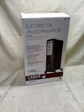 Electric Oil Filled Radiant Heater