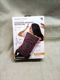 Sharper Image Weighted Heating Pad