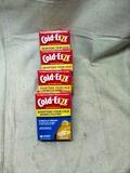 COLD-EEZE Lozenges All Natural Honey Lemon 18 ea
