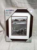 Real Simple Wood Frame Picture Frame