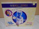 Black and Decker Artcic Twist Ice Cream Mixer