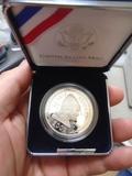 2000 Leif Erickson US Proof Silver Dollar