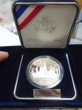 1996 150th Anniversary Smithsonian Proof Silver Dollar