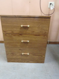Small 3 Drawer Chest of Drawers