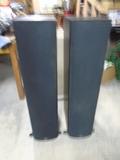Set of Klipsh RF3 Speakers