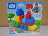 40 Pc. Set of Mega Blocks