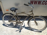 Upland Man's Beach Crusier Bicycle