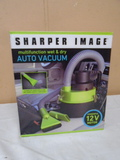Sharper Image 12 Volt Wet-Dry Auto Vac