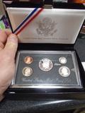 1994 US Mint Premier Silver Proof Set