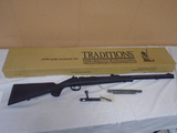 Traditions Thunderbolt-Action Rifle .50 Cal Perc. Muzzleloader