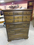 5 Drawer Chest of Drawers-Matches Lot #37