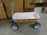 Schwinn Metal Woody Wagon