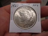 1923 Silver Peace Dollar