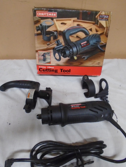 Craftsman 2 Speed All-in-One Cutting Tool