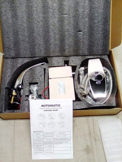 Automatic Express Perfection Sanitary Faucet