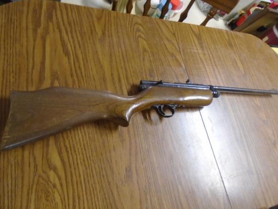 Vintage Bolt Action Pellet Rifle