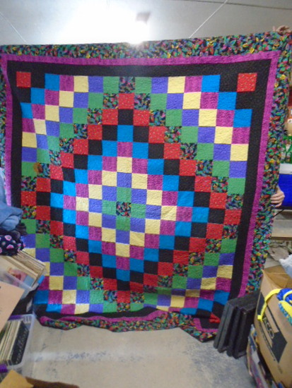Beautiful King Size Quilt