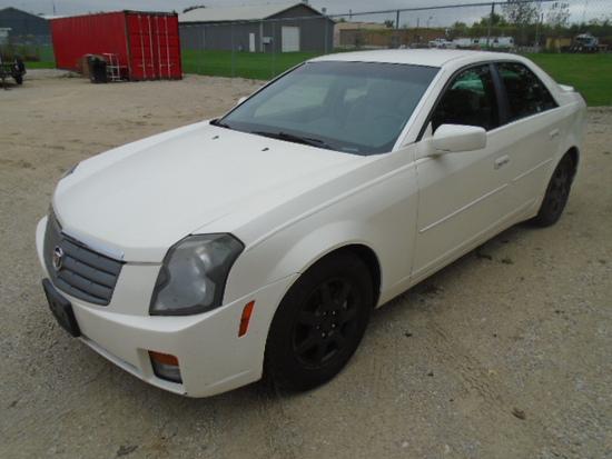 2004 Cadillac CTS 4 Door