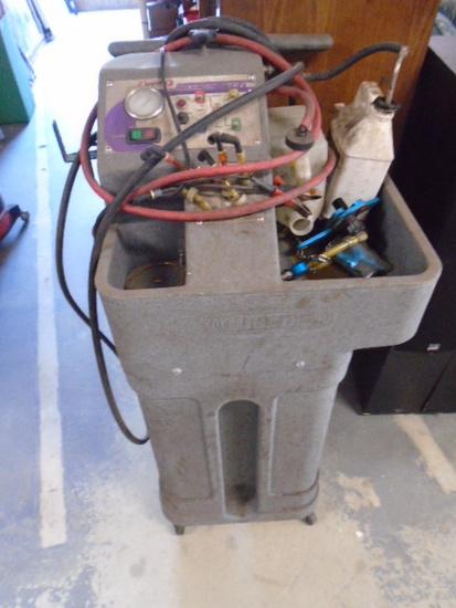Wynn's Brake Tech Rapid Brake Fluid Exchange Machine