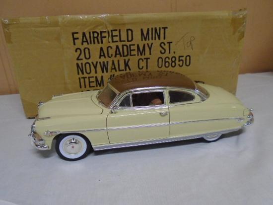 Fairfield Mint 1952 Hudson 1/24 Scale Die Cast Car