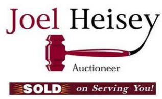 Joel Heisey Auctioneer