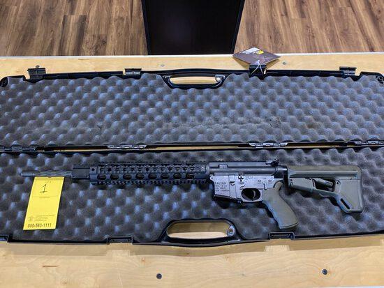 Talion LLC Model TX-15 6.8 SPC Caliber Rifle