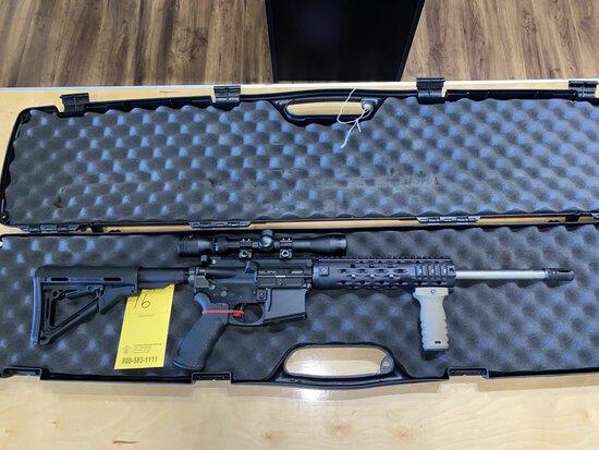 Talion LLC Model TX-15 300 AAC BLACKOUT Caliber Rifle