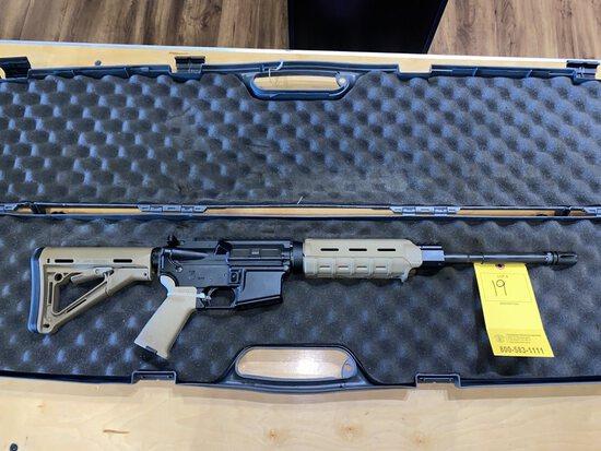 Stag Arms Model STAG-15 5.56 NATO Caliber Rifle