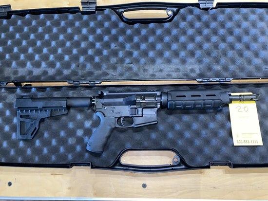 Lone Wold R&D LLC Model G9 9mm Caliber Pistol