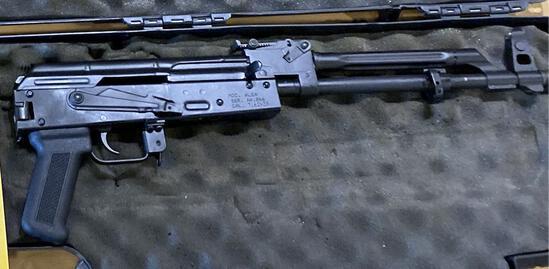 Arsenal Model AUSA 7.62 X 39 Caliber Pistol