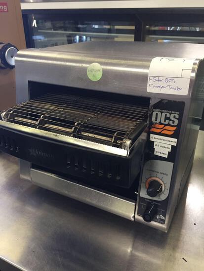 Holman QCS conveyor toaster