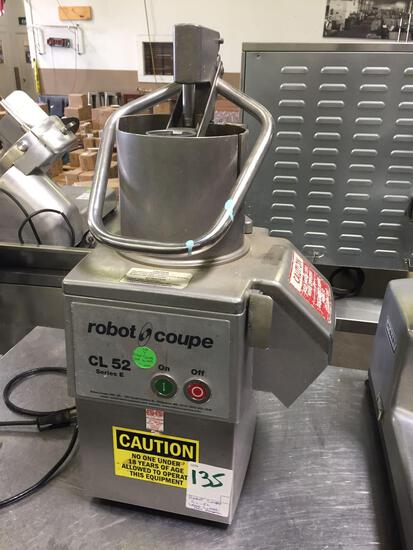 Robot Coupe CL 52 food processor