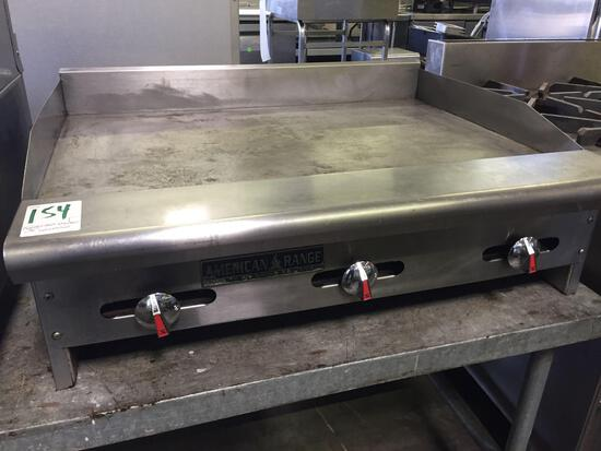 American Range 36 in. Smooth Griddle