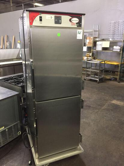 Bevles heated holding cabinet